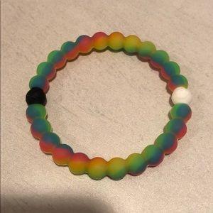 Rainbow Lokai Bracelet Size Small